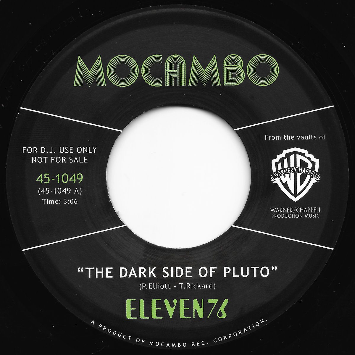 MOCAMBO RECORDS | Home of today's heaviest Funk 45s
